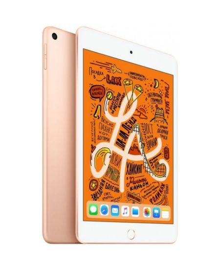 Apple iPad mini 256Gb Wi-Fi + Cellular 2019 Gold