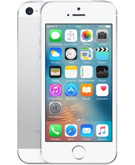 Apple iPhone SE 64 ГБ Серебряный