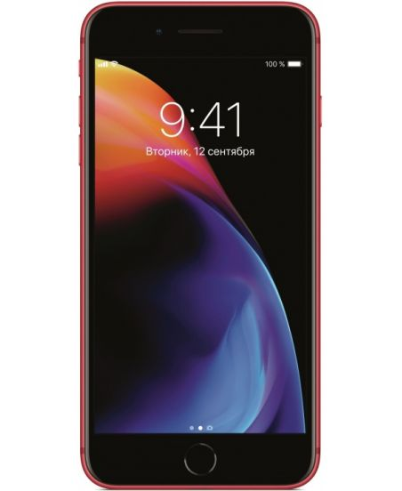 Apple iPhone 8 Plus 256 ГБ Красный