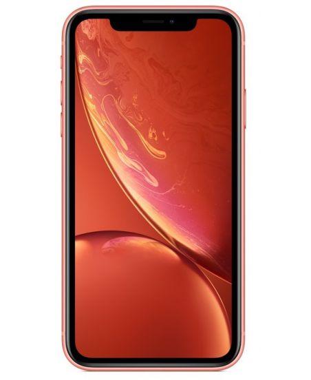 Apple iPhone XR 128 ГБ коралловый