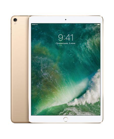 """Apple iPad Pro 10,5"""" Wi-Fi + Cellular 64 ГБ, золотой"""