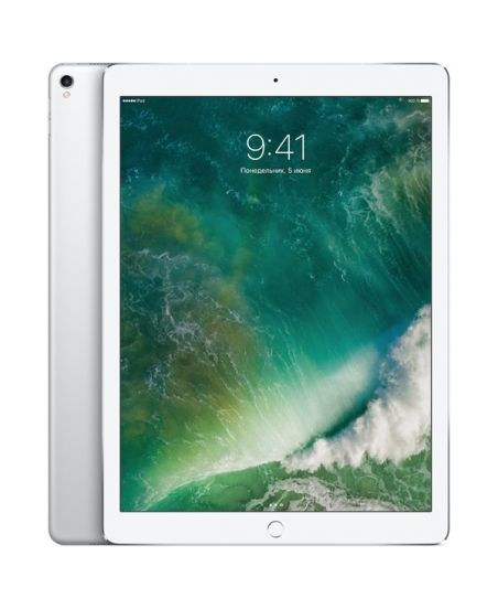 "Apple iPad Pro 12,9"" Wi-Fi + Cellular 256 ГБ, серебристый"