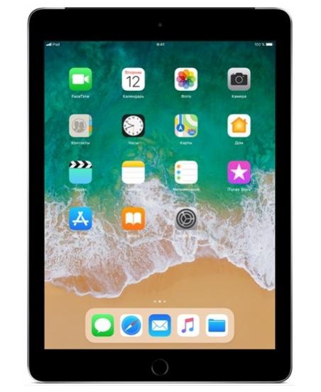 Apple iPad (2018) Wi-Fi + Cellular 32 ГБ, «серый космос»