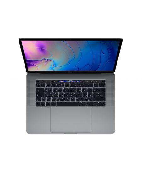 "Apple MacBook Pro 15"" Core i7 2,6 ГГц, 16 ГБ, 512 ГБ SSD, Radeon Pro 560X, Touch Bar «серый космос»"