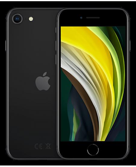 Apple iPhone SE  2020 256 ГБ Черный