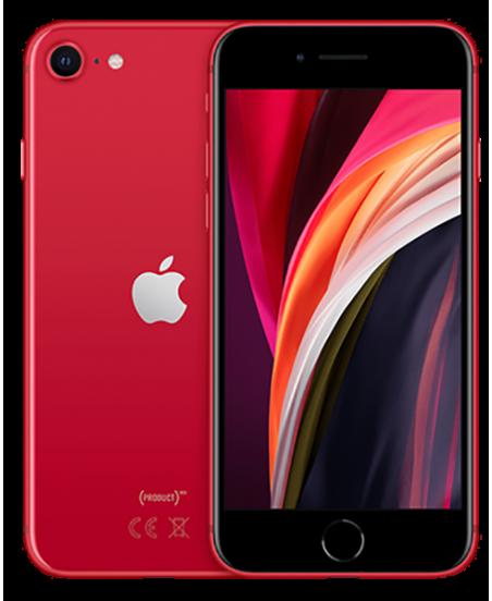 Apple iPhone SE  2020 128 ГБ Красный