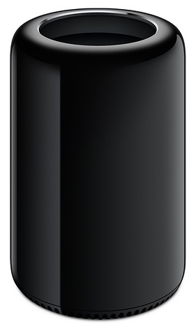 Apple Mac Pro Intel Xeon E5 3,5 ГГц (6 ядер), 16 ГБ, 2x AMD FirePro D500, 256 ГБ Flash