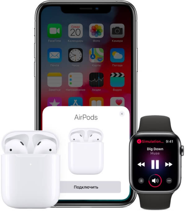 Apple set